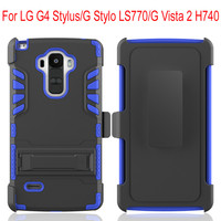 Alibaba Wholesale Case Cover With Stand for lg g4 Stylus ls770