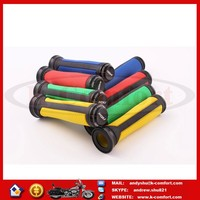 KCM479 Free shipping Newest Cheap Colorful Motorcycle hand grips for sale