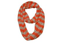 Fashion Jersey Tube Scarf Jersey Chunky Striped Scarf Spring Young Neck Scarf (FY-TB064)
