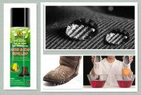 Water & stain repellent for fabric sofa leather,hydrophobic coating spray