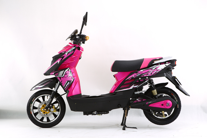 2015 new style electric moped with pedals