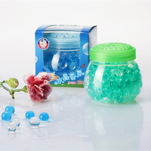 New products customized 15 colors available pearl scented air freshener for car, car air freshener