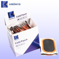 KRONYO rubber tyre repair kits how to patch a bike tube