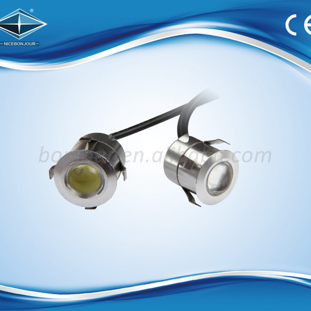 High Power Eagle Eyes T10 Small Bulb LED Car Accessories Lights