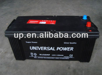 N150 MF car battery