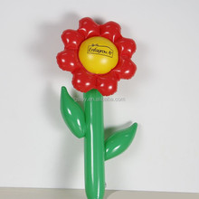 giant inflatable rose flower decoration