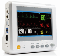 AK-M7 inch ECG Vital Sign Patient Monitor