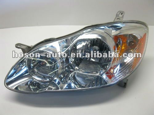 corolla 2005,2006 head lamp