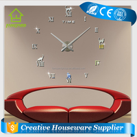 FY1001-8 Wall Clock China/ DIY Wall Clock Cheap Price