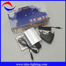 12VDC 5W LED fiber optic projector with IR control