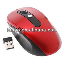 2013 NEW 2.4G USB Wireless Mouse 2.4GHz Mice Optical USB Receiver Adapter Laptop PC R