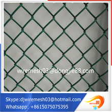 China wholesale galvanized & PVC coated chain link fence,chain link fence extensions/Wholesale Chain link fence price