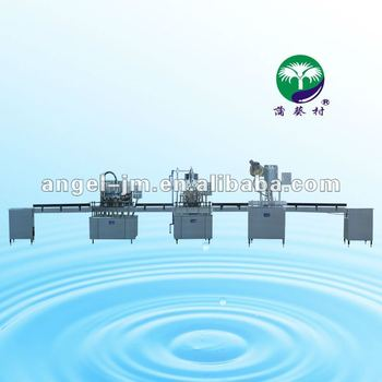 Separated Type 1000-2000BPH Bottle Drinking Water/Mineral Water Filling Machine