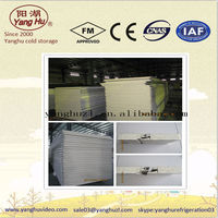 polyurethane foam insulation/pu sandwich panel/cold room panel