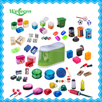 Wholesales Funny Plastic Pencil Sharpener for Kids