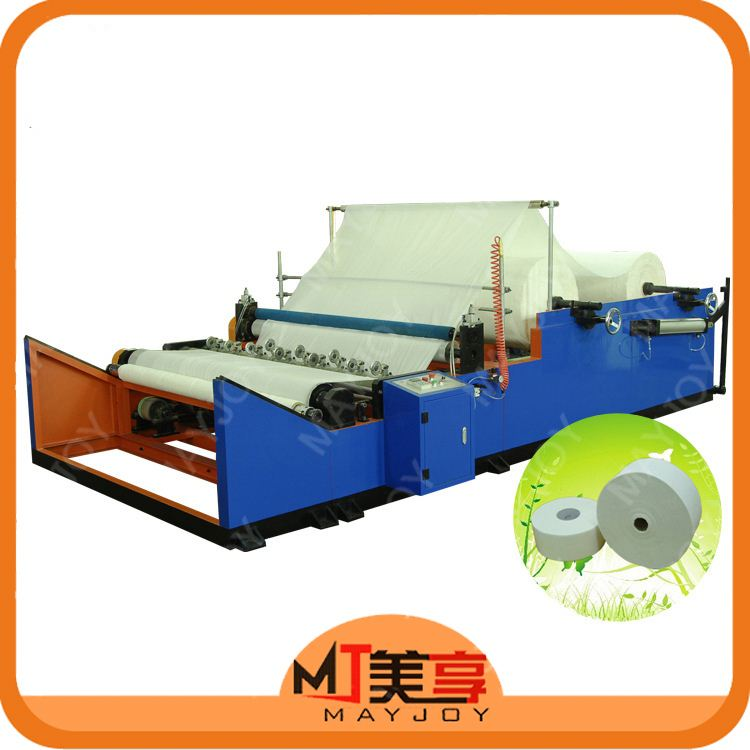 High quality analytical filter paper slitting machine price/Jumbo roll slitting machine with CE certificates