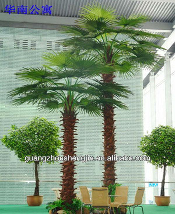 Artificielle arbre de noix de coco faux palmier arbres for Arbre artificielle