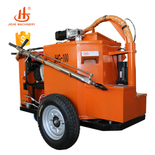 Universal 100 liters asphalt crack filling equipment,pumps crack filling material fast(JHG-100)