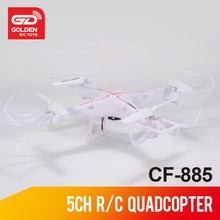 2014 Chengfei toys CF-885 2.4G 4-CH flying 3d quadcopter with gyro