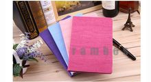 PU Leather Flip Pouch Case Tablet PC Smart Cover Cases Stand for iPad mini for iPad mini 2