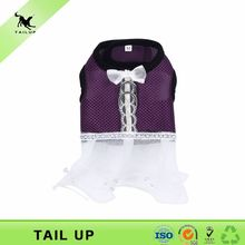 Wholesale pet dog miss wedding dress