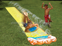 inflatable swim toy 16' Wave Rider pool accessory Waterslide Slide Boogie