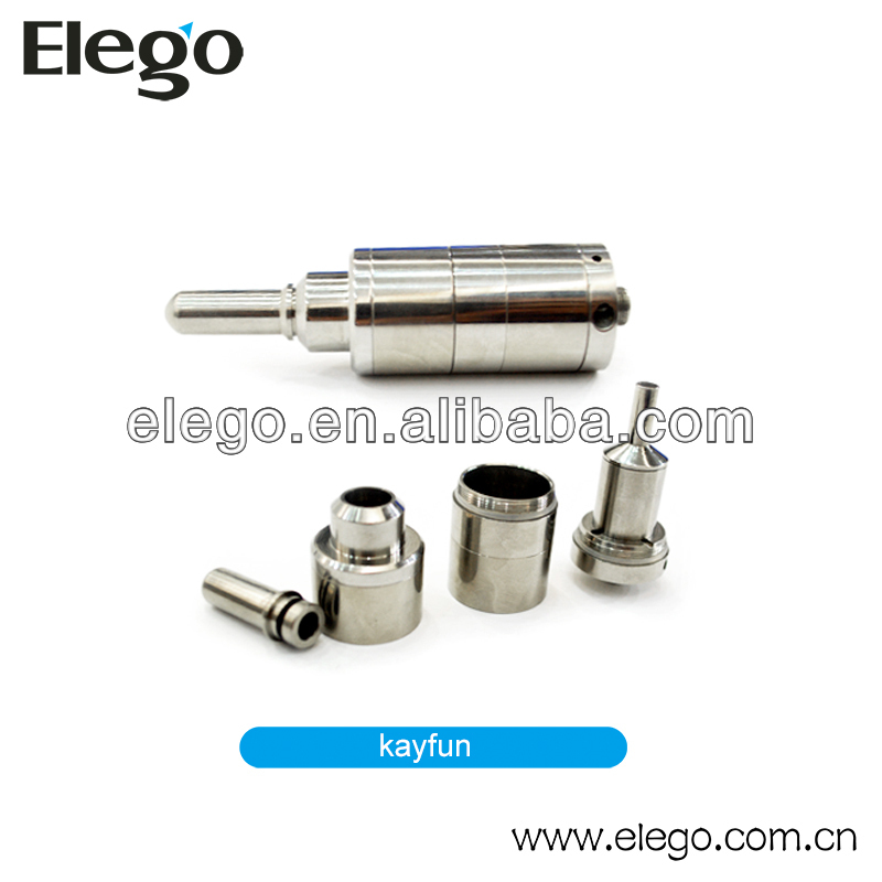 2014 Best Selling Rebuilable Tank Kayfun Lite The Russian Big RBA Atomizer