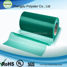 Fine Velvet/Matte Transparent Printable Polycarbonate/Mylar film for Overlayer Decoration