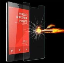 0.3mm 9H Surface Hardness 2.5D Explosion-proof Tempered Glass Screen Protector for Xiaomi Redmi 2