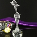 Fantasy blank oscar love angel crystal trophy awards