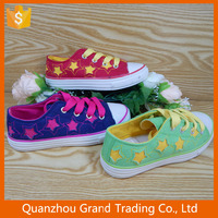 New style girl shoes casual