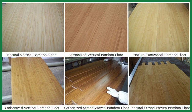 HOT SALES!!! Carbonized Strand Woven Bamboo Flooring