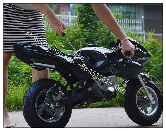 mini 49cc pocket bike pi ces gas powered super pocket bike vendre pas cher moto id de produit. Black Bedroom Furniture Sets. Home Design Ideas