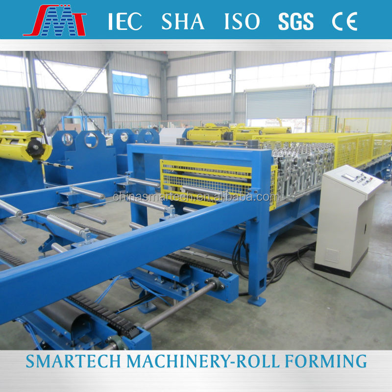 Corrugated metal roofing sheet forming machine moulding machine metal sheet processing machine