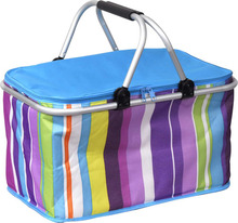 China Wholesale Ice Cream Cooler Tote Fruit Insulated Lunch Cooler Bag