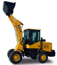 mini tractors with front end loader High Quality Small China LG Brand New Wheel Loader with CE