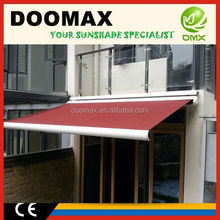 #DX400 Retractable Awning and Canopies with Motor