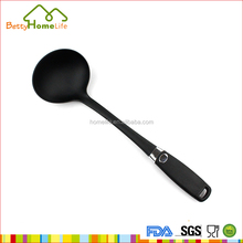 2017 hot sale factory price nylon utensils kitchen large soup ladle