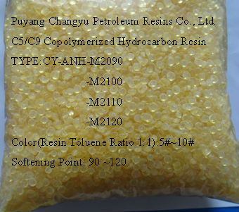 C5/C9 Hydrocarbon Resin for Rubber Tire Adhesives