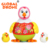 HUILE toys 6102 hens and chicken musical whistle dancing toys leaning Developmental for children