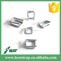 BST Manual application and metal material steel buckle for strapping