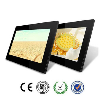 10.1 inch hot custom wholesale lcd digital photo frame