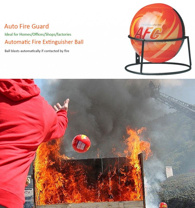 RM-FB01 Sale from factory fire extinguishing ball
