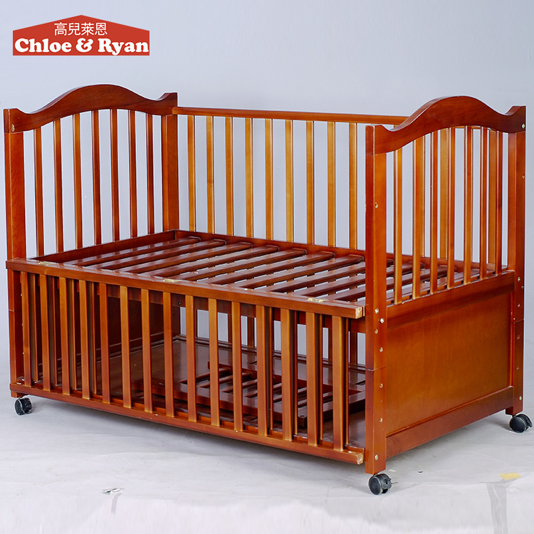Wholesale China Natural Wooden Baby Cribs Nursery Furniture Baby Bumper Bed Buy Baby Bumper