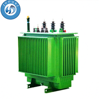 Low noise 1250 kva 3 phase s11 11kv insulation oil immersed power transformer