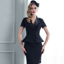Women's Business Attire Fashion Workwear Suit Design of Office Clothes