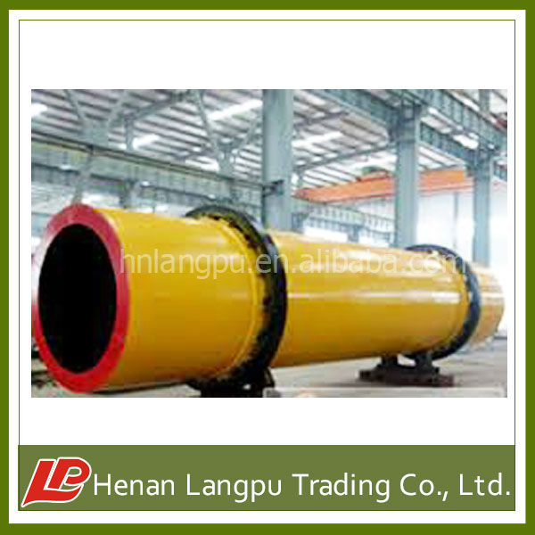 brown coal rotary dryer best price high output