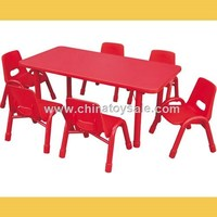 Bright Colored Furniture Desks/Kids Party Chairs