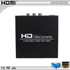 Composite AV CVBS RCA to HDMI Video Converter