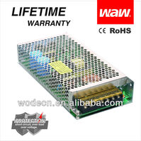 100w Transformer 230v ac to 24v dc with CE ROHS approved